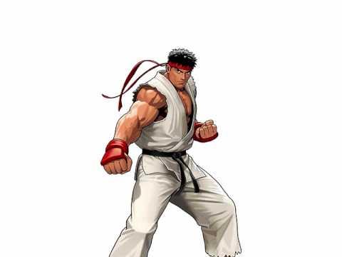 Theme of Ryu (Capcom vs. SNK: Millennium Fight 2000)