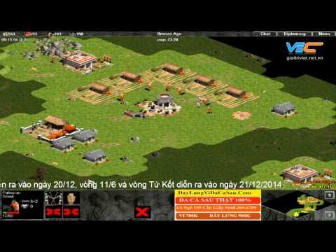 VaneLove vs BiBi T6 ngày 7/12/2014 - www.giaitriviet.net.vn
