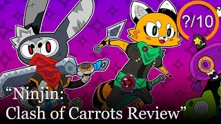Ninjin: Clash of Carrots Review [PS4, Switch, Xbox One, & PC]