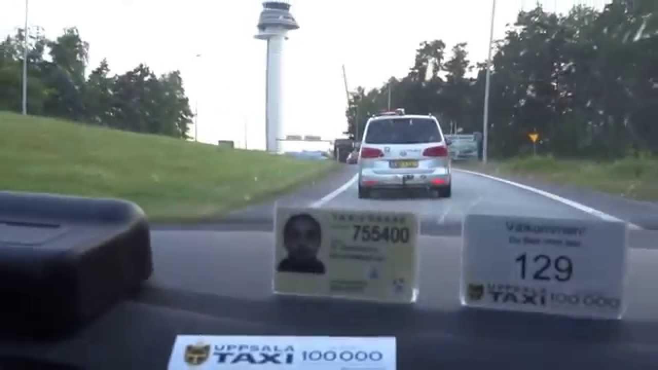 taxi arlanda