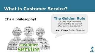 Customer Service: The Good, the Bad, & the Ugly