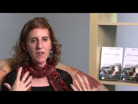 Gayle Forman talks about JUST ONE YEAR