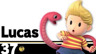 37: Lucas - Super Smash Bros. Ultimate