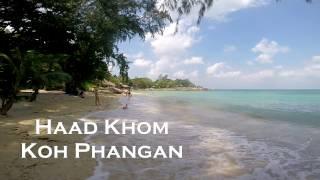 Пляжи Таиланда. Пляж Хом, Ко Панган, Таиланд. Best beach Koh Phangan.