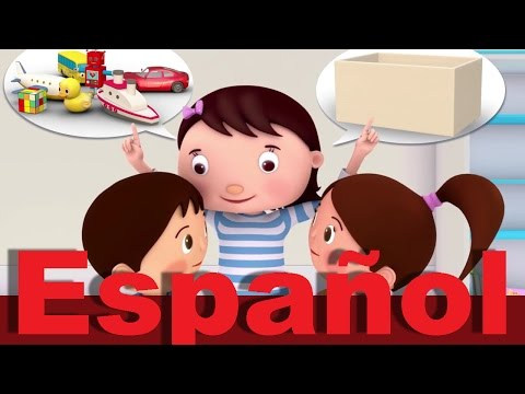 Ordena tu habitación | Canciones infantiles | LittleBabyBum