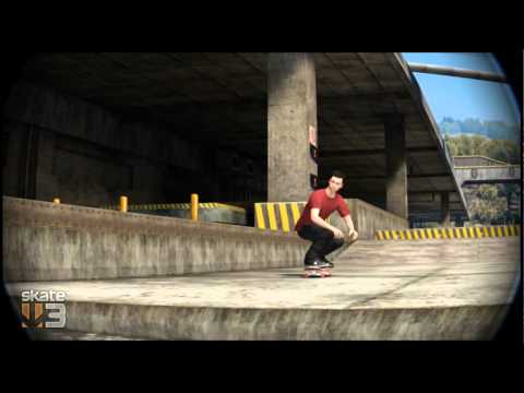 Skate 3 - Realistic Montage - Pipe Works