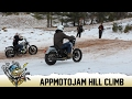 Appmotojam Motorcycle Hill Climb & Snow Scramble - Deadbeatcustoms.com