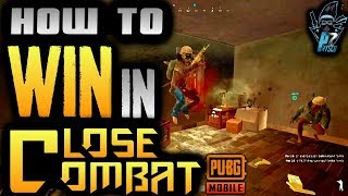 How to win close range fights in pubg mobile+iq puzzle