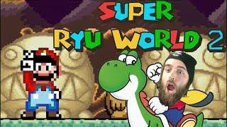 Super Ryu World 2 100% Speedrun