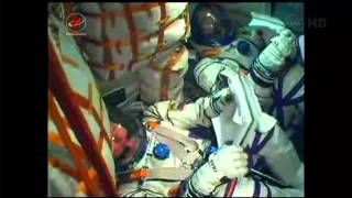 Expedition 34-35 - Soyuz TMA-07M Launch