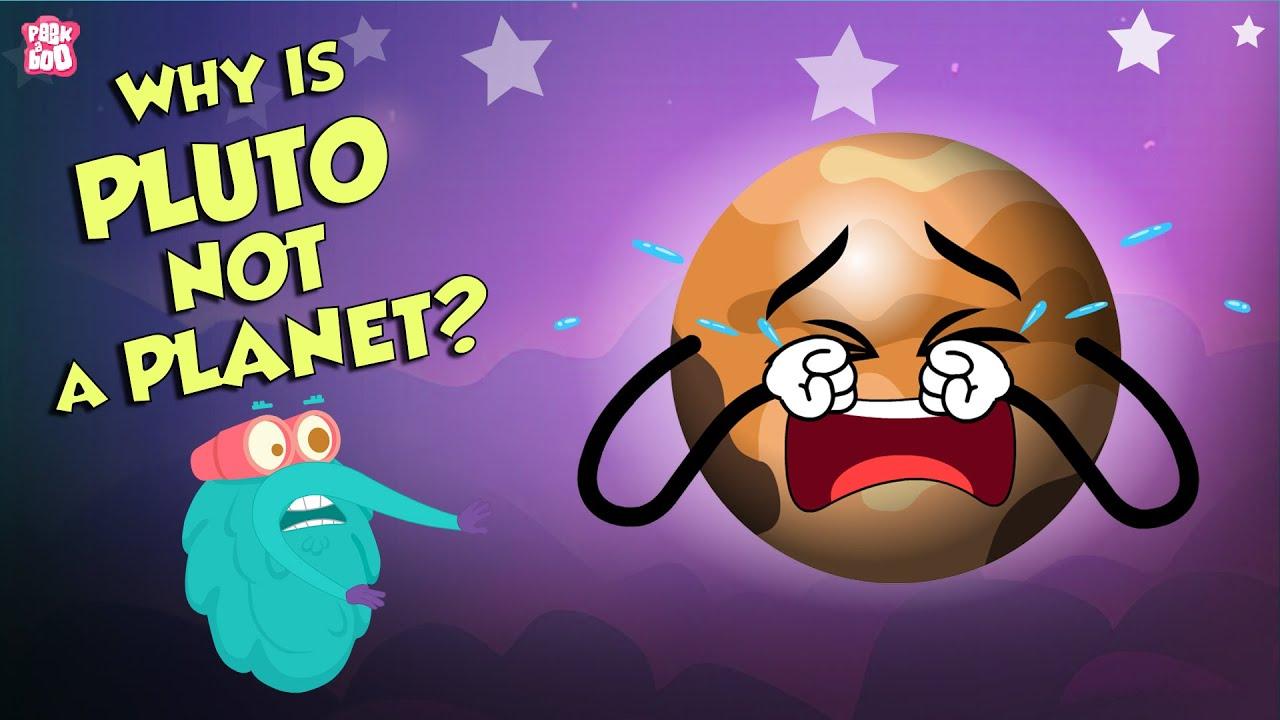 Download Why Is PLUTO Not A Planet? | Dwarf Planet | Space Video | Dr Binocs Show | Peekaboo Kidz