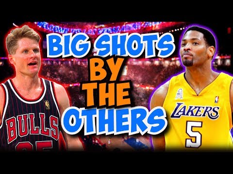 Thumbnail: 20 IMPORTANT Shots Made by NBA ROLE Players!