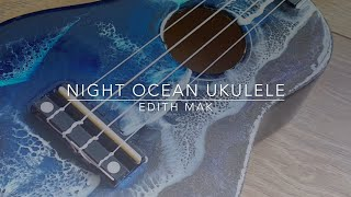 Night Ocean Ukulele