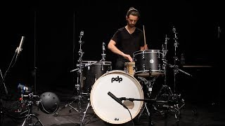Tuning Drums with JP Bouvet
