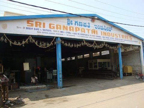 Sri Ganapathi Industries fabrication Bengaluru