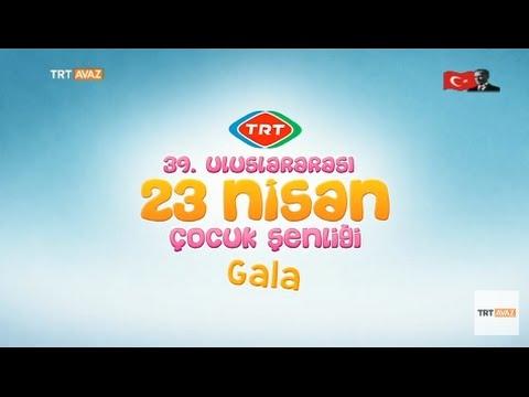 TRT 23 Nisan Çocuk Şenliği 2017 Gala - Tamamı - Nevşehir - TRT Avaz