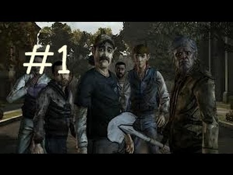 The Walking Dead : Episode 4: Around Every Corner - Part 1 - FOR WHOM THE BELL TOLLS (Video Game)
