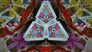 Моя коллекция пасьянсов Ч.3 #ТАРОтени