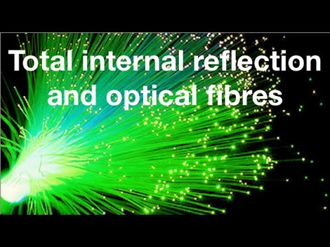 Fibre optics for beginners: from fizzics.org