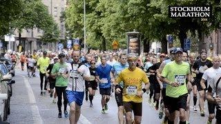 STOCKHOLM MARATHON 2014 - 1:41:17 Minutes into the Marathon