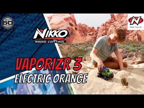 NIKKO VaporizR 3 - Electric Orange and Neon Green - TV Commercial