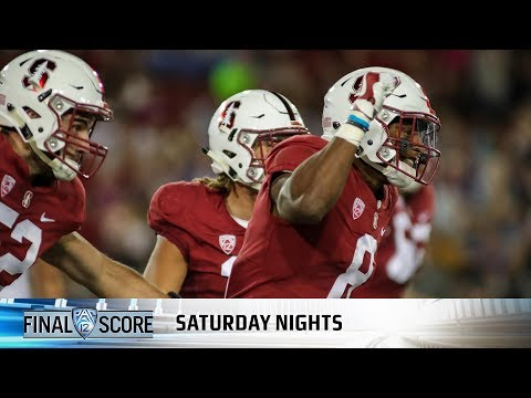 Highlights: Stanford football dominates UCLA in second half behind Bryce Love