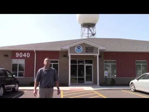 NWS Quad Cities Office Tour