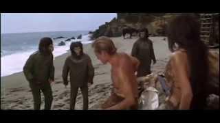 Il pianeta delle scimmie - Radersi la barba