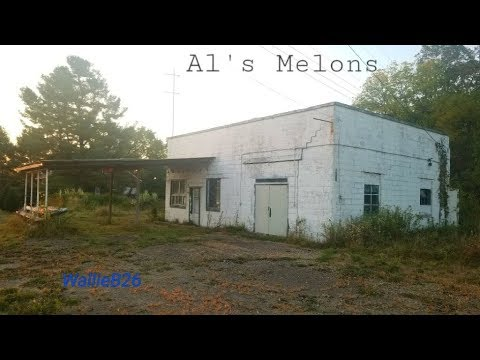 Abandoned Al's Melons Linesville, Pa