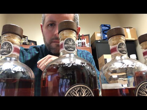 Russell's Reserve Bourbon Expo Single Barrels