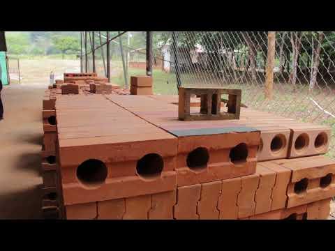 Con Ladrillos Ecológicos Y Al Estilo Lego Se Construye En Casanare