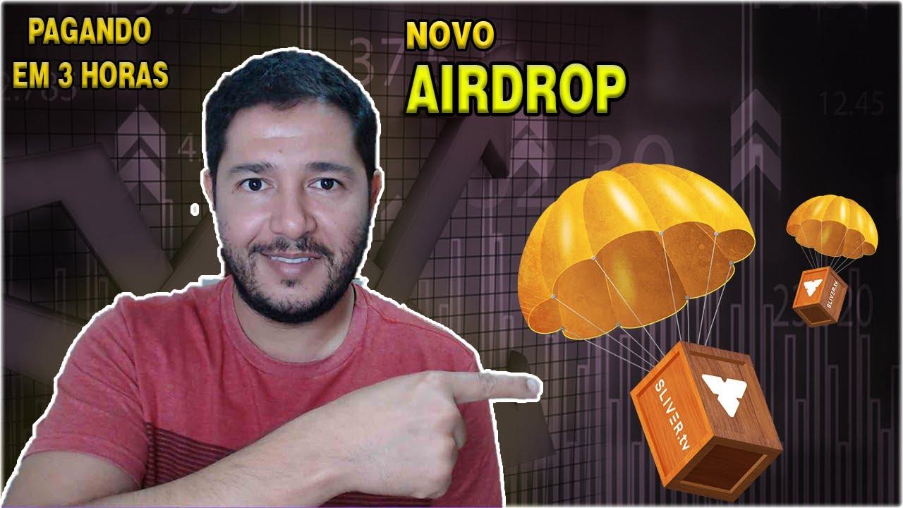 AIRDROP PAGANDO EM MENOS DE 3 HORAS - CORRA PROMOÇÃO VÁLIDA ATÉ 6/7