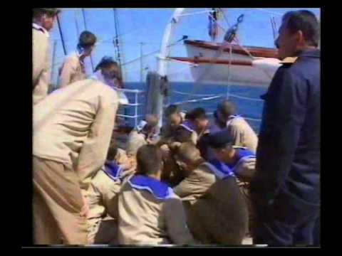 Krstarenje školskim brodom Jadran i EXPO '98 (Lisabon) - ceo film