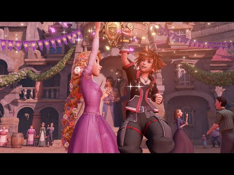 KINGDOM HEARTS III – SQUARE ENIX E3 SHOWCASE 2018 Trailer