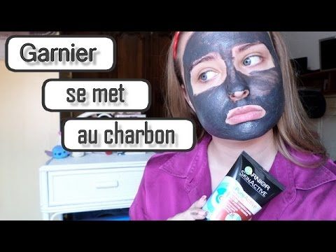 livetest n 4 garnier se met au charbon youtube. Black Bedroom Furniture Sets. Home Design Ideas
