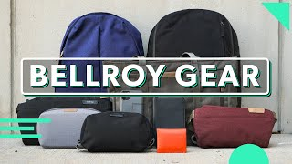 10 Bellroy Products   Wallets, Backpacks, Slings, & More