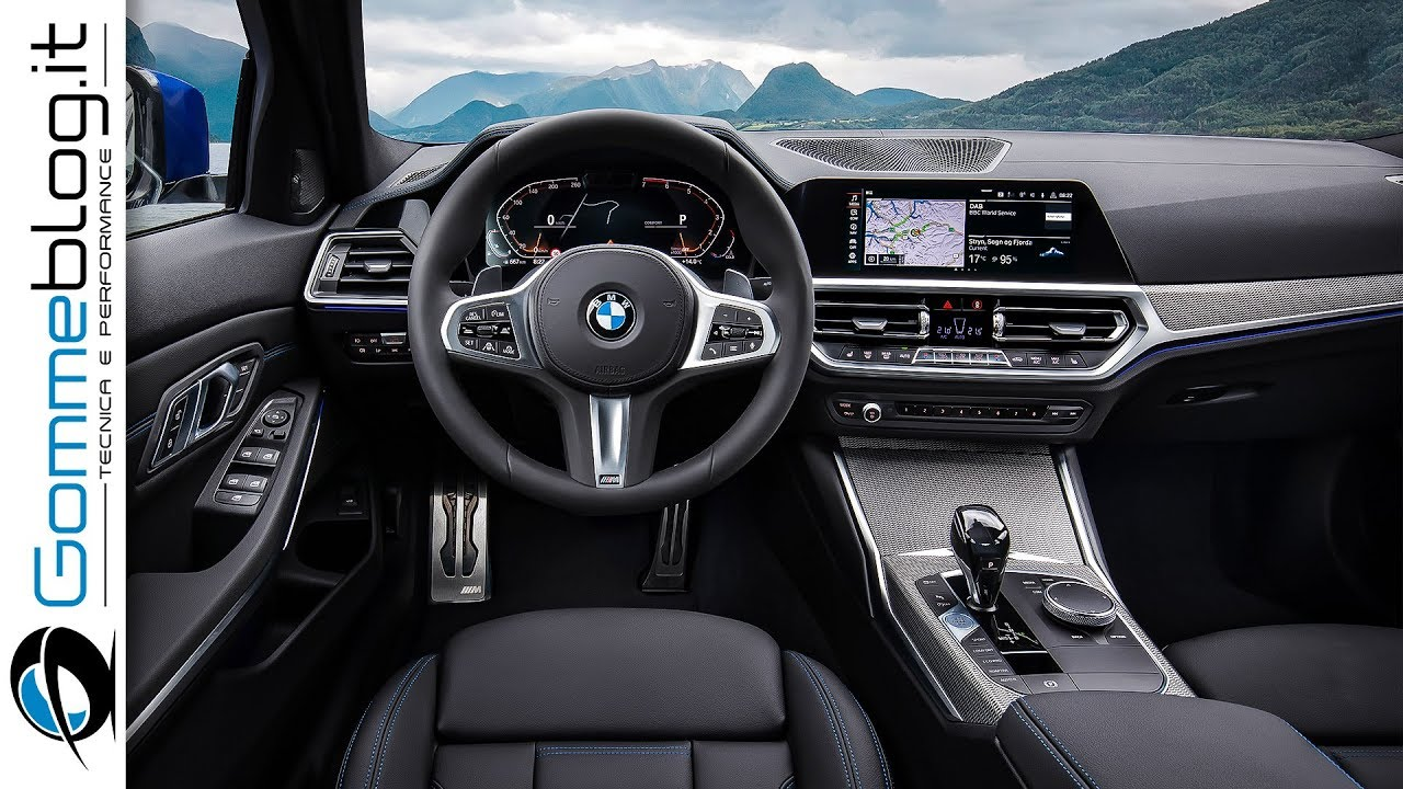 Interieur M Performance Bmw 3 Series 2019 Interior And Exterior Design New 3 Series M Sport