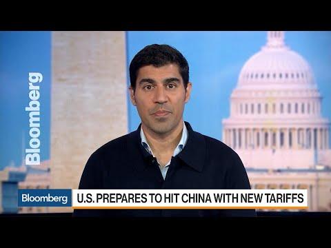 'Future is Asian'  Author Khanna on U.S.-China Trade Tug Of War