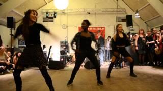 Dancehall Show - Skelewu-  ElStudio.dk