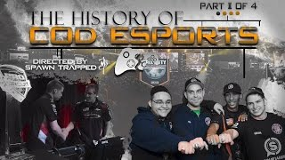 History of Call of Duty eSports - Part 2 - Black Ops 2 (Documentary)