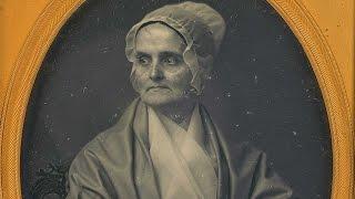 Lucretia Mott, Daguerreotype Portrait