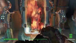 Fallout 4 - Resurrecting Spawning Nora The Wife and Defreezing her