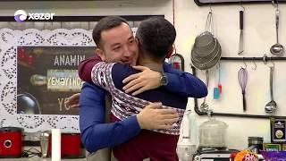 Anamın yemeyinden yoxdur - XƏZƏR TV Səs rejissorları və Xəzər xəbər (17.10.2018)