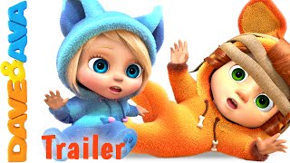 Jack and Jill - Trailer | Nursery Rhymes and Baby Songs from Dave and Ava