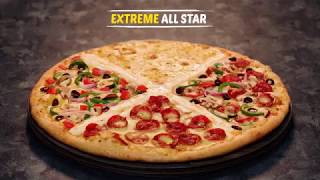 The New Extreme pizza