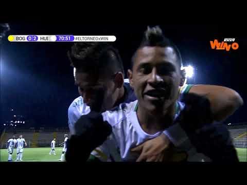 Bogotá vs. Huila (0-4)   Torneo BetPlay Dimayor -  Fecha 2