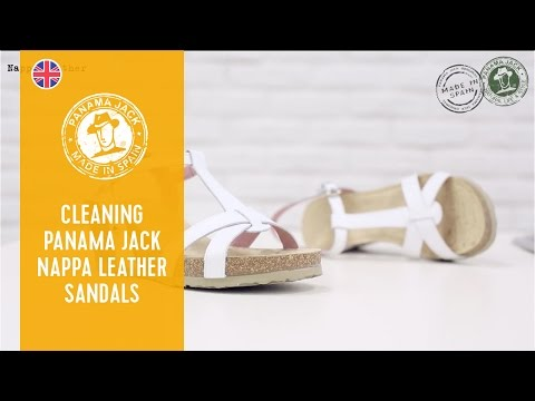 How to clean your Panama Jack nappa...