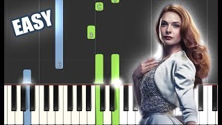 Never Enough The Greatest Showman Cast EASY PIANO TUTORIAL by Betacustic.mp3