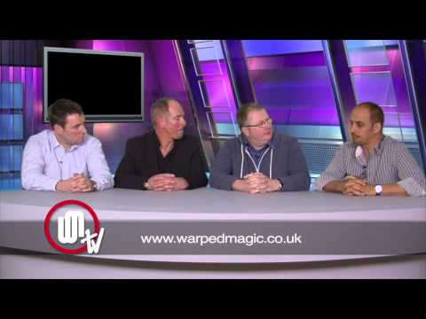 Warped Magic TV With Gregory Wilson