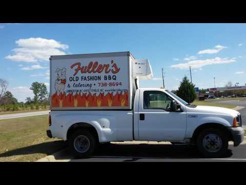 Fuller's BBQ, Raeford Rd., Fayetteville, NC
